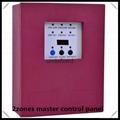 Mini conventional 2zones  fire alarm
