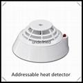 Intelligent Addressable heat detector