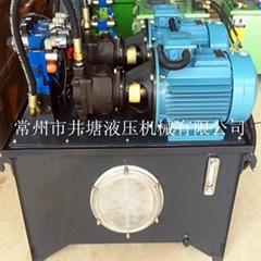 超声波清洗设备液压站
