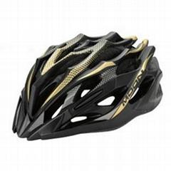 28 air vents black adult bicycle helmets