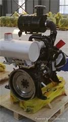 Cummins construction machinery engine 4BTA3.9