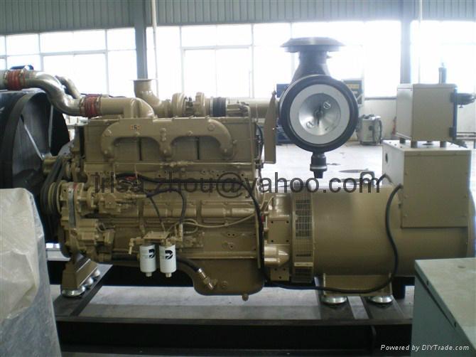 Dongfeng Cummins 6CTAA8.3 diesel engine 1