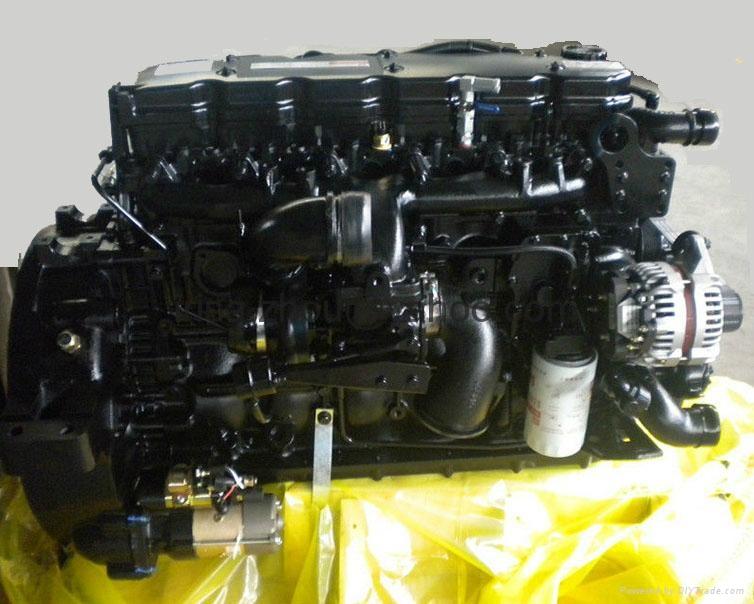 Cummins 6ltaa8.9 Diesel engine 8.9 L 1