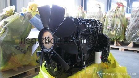 Cummins wheel cranes diesel engine 1