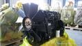 Cummins wheel cranes diesel engine