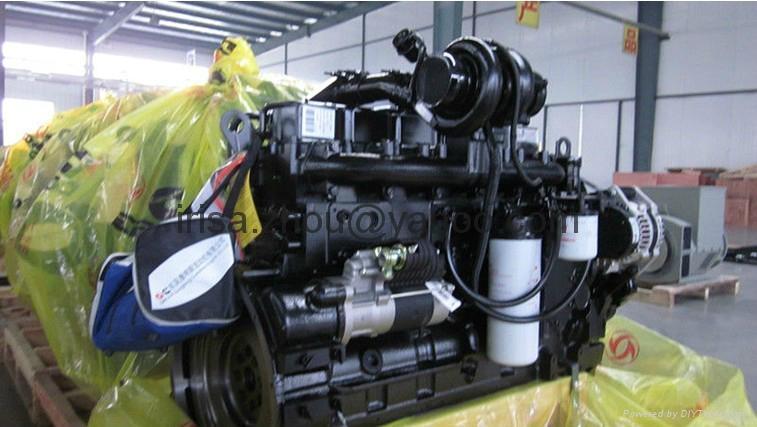 Cummins wheel cranes diesel engine 2