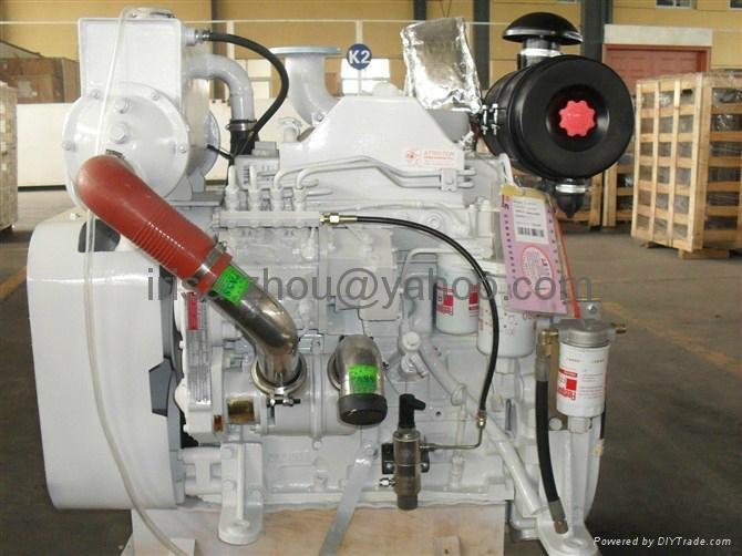 Cummins diesel top quality engine for Marine 4