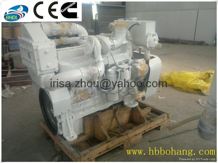 Cummins  original 6 Cylinder engine Marine engine 1
