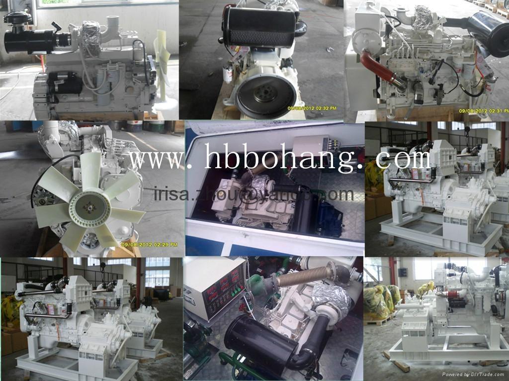 Cummins  original 6 Cylinder engine Marine engine 4
