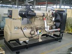 Cummins 125KVA diesel generator set  for sale