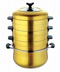千野黃金節能蒸鍋