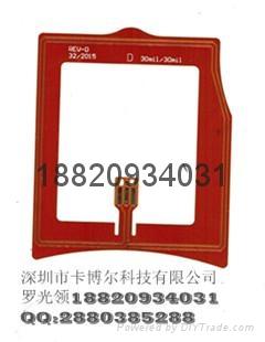 FPC手機電池排線板 3