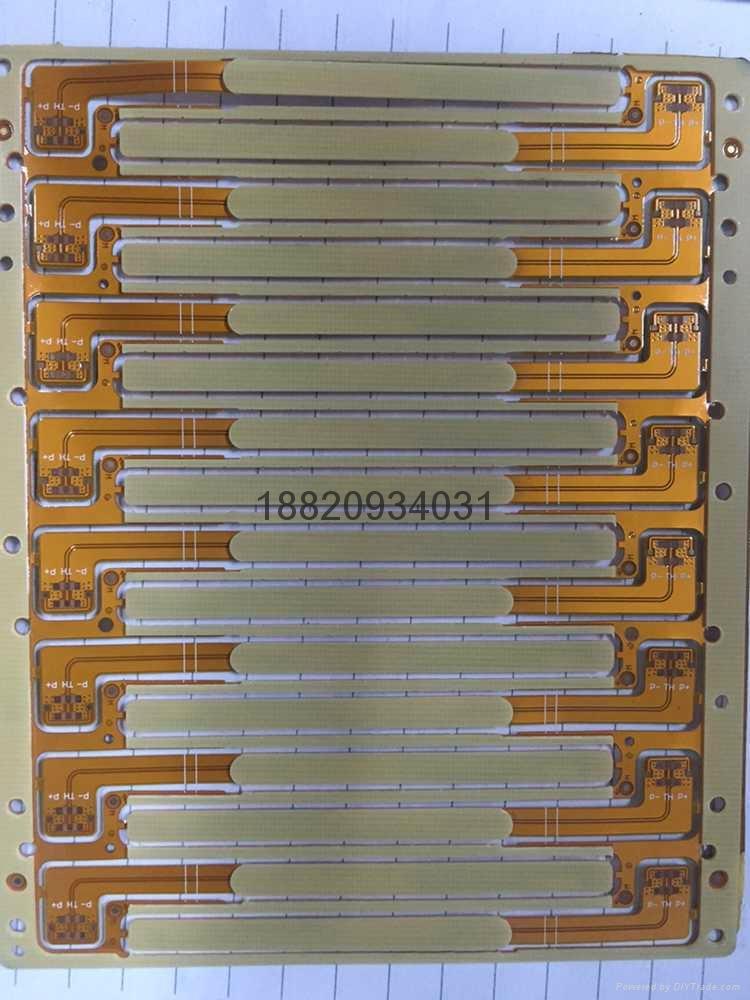 FPC手機電池排線板 5
