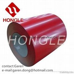 ppgi manufacture/prepainted galvanized steel