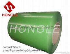 prepainted galvanized steel/ppgi