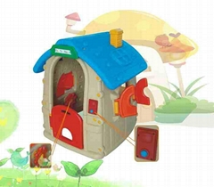 Favorite Mushroom Playhouse A