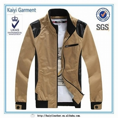 online shopping fashion wear cheap jackets leather mens