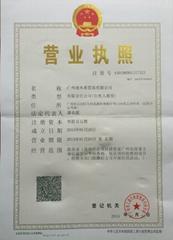 廣州虔木希貿易有限公司
