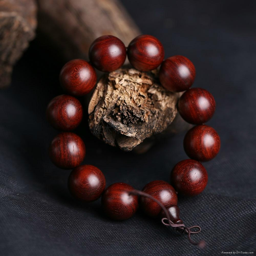 小葉紫檀2.0cm12顆手串