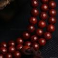 小葉紫檀108顆0.6cm順紋手鏈 5