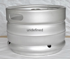 Supply 304 stainless steel beer keg