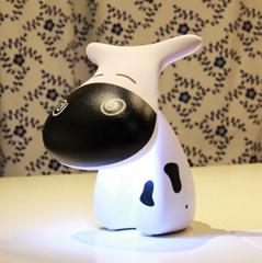 New product led reading lamp battery desk lamp usb animal lamp