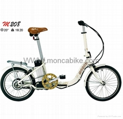 Mini Electric Folding Bike with CE approved