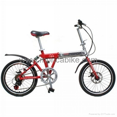 Disk Brake Folding Bike with Competitive Price