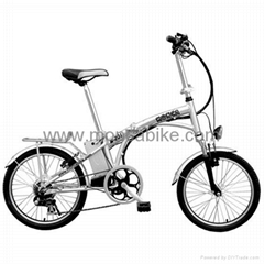 Foldable Electric Cycle CE Approval EN15194 Certificate