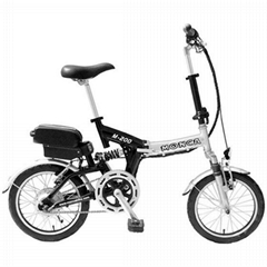 light weight and exquisite electric folding bike CE approved