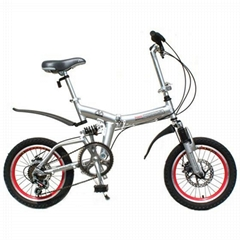 light weight and mini folding bike
