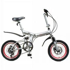 light weight and mini folding bike