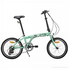 Simple Folding Bike with High Quality