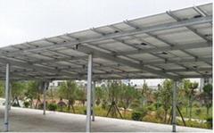 阿进车棚太阳能支架系统