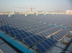 阿进屋顶太阳能光伏支架系统