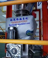 設備防凍凝可拆裝式軟保溫套