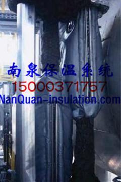 设备防冻凝可拆装式软保温套 3