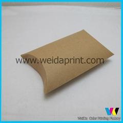 枕頭型包裝彩盒