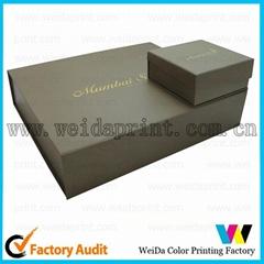 一片式書型磁鐵盒