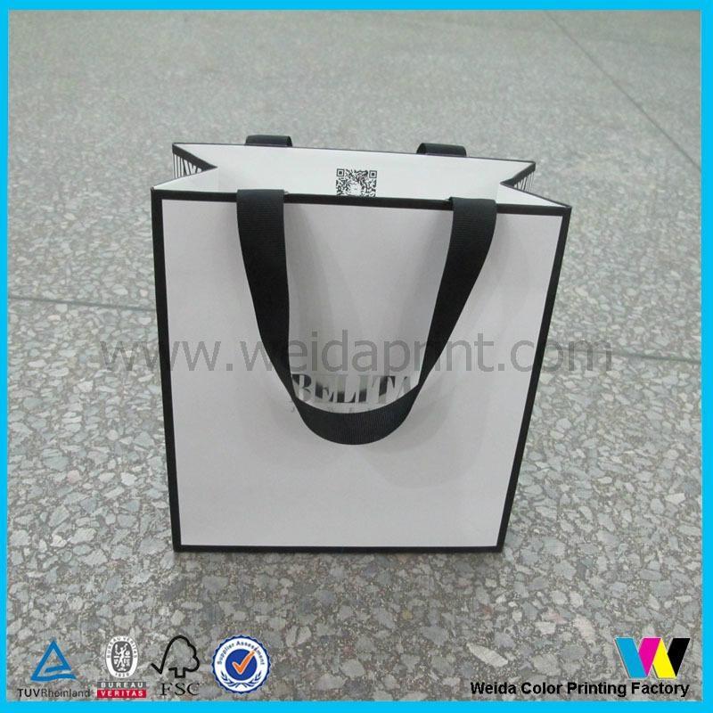 服飾購物紙袋 2