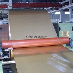 Plain Aluminum Coil