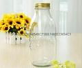 雕花玻璃瓶 3