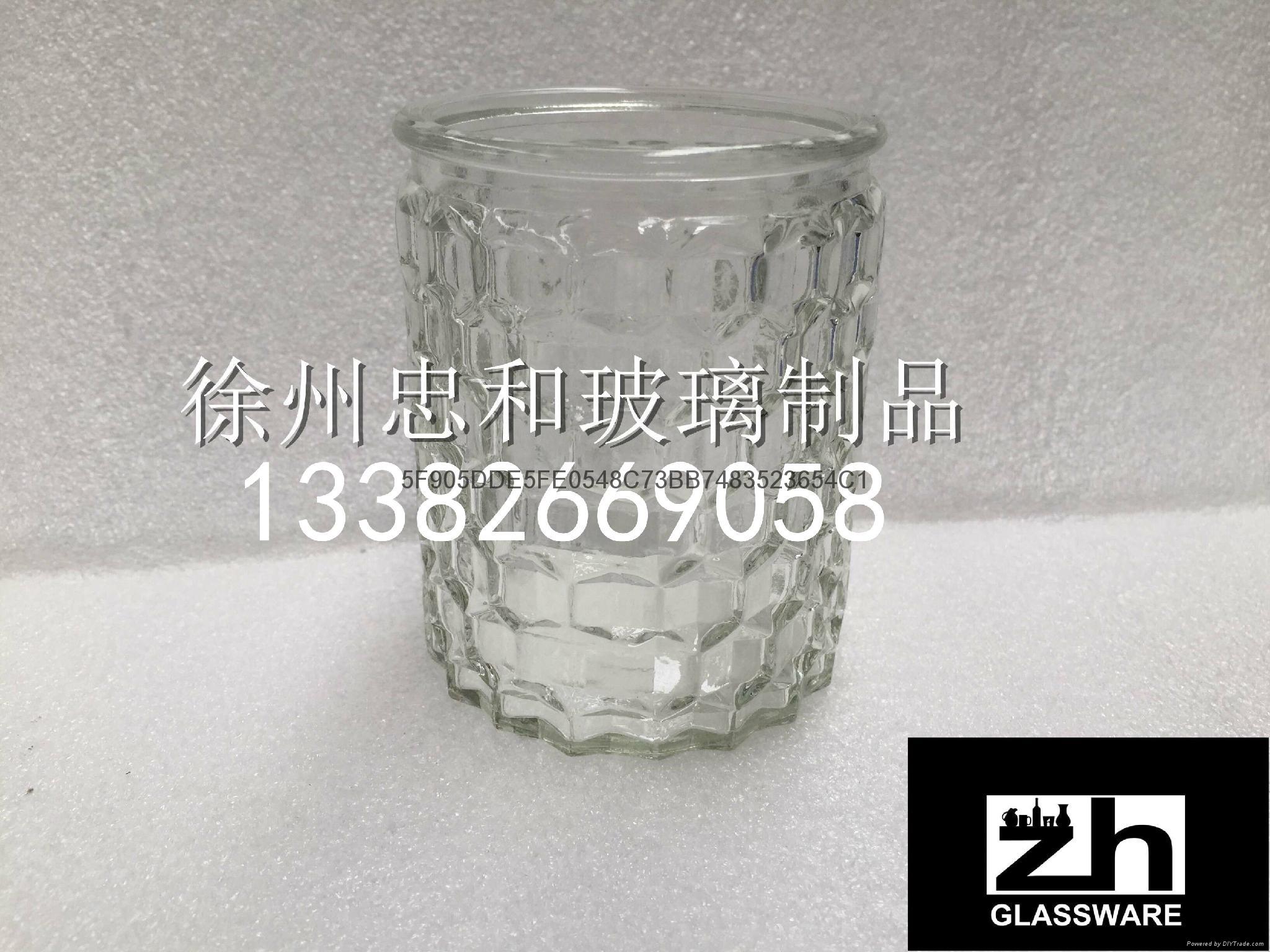 玻璃工藝品花瓶 2
