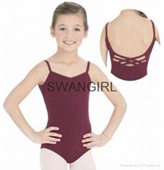 Child Camisole Ballet Leotards