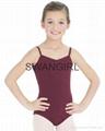 Child Camisole Ballet Leotards 2