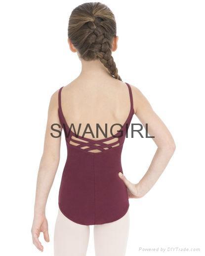 Child Camisole Ballet Leotards 3