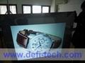 rear projection film(white,grey,dark grey,transparent,black,mirror) 1