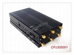 2G 3G 4G mobile phone signal jammer blocker