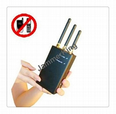 2G 3G cellphone signal jammer blocker