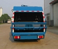 Hot sale garbage vehicle truck 3